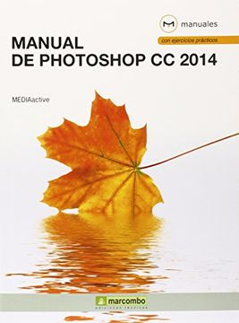 portada Manual de Photoshop cc 2014