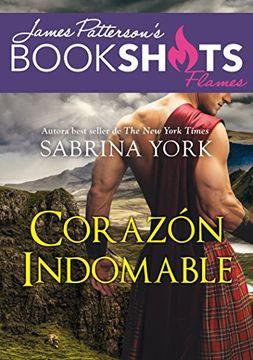 portada Corazón Indomable (Bookshots)