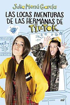 portada Las Locas Aventuras de las Hermanas de Tiktok (4You2)