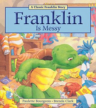 portada Franklin Is Messy