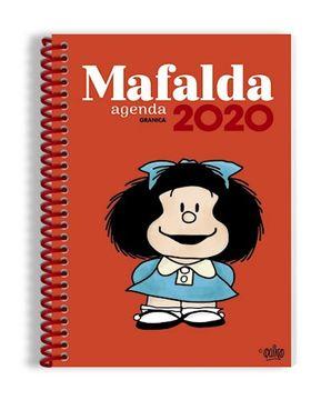 portada MAFALDA 2020 ANILLADA ROJA