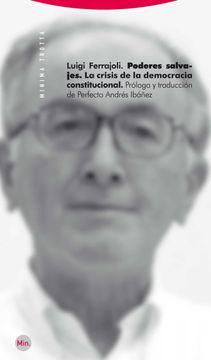 portada Poderes Salvajes: La Crisis de la Democracia Constitucional