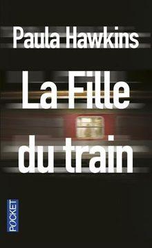 portada La Fille du Train (French Edition)