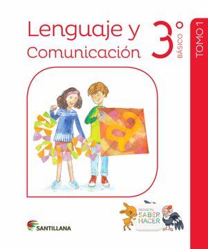 portada Pack Lenguaje y Comunicación 3 Saber Hacer