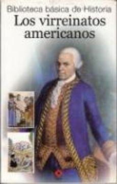 portada LOS VIRREINATOS AMERICANOS