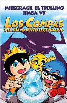 portada Los Compás y el Diamantito Legendario