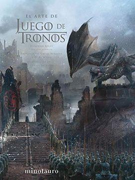 portada El Arte de Juego de Tronos