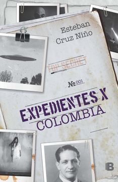 portada Expedientes x Colombia