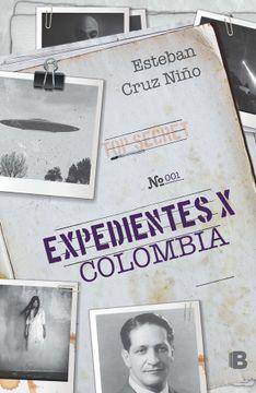portada Expedientes x Colombia