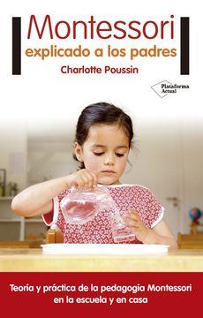portada Montessori Explicado a los Padres