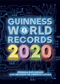 portada Guinness World Records 2020