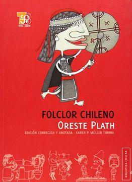 portada Folclor Chileno