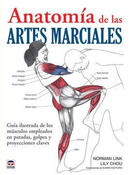 portada Anatomía de las Artes Marciales