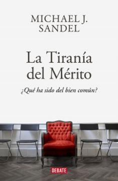 portada LA TIRANIA DEL MERITO