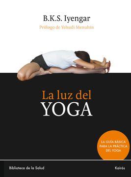 portada La luz del Yoga