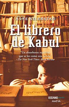 portada El Librero de Kabul
