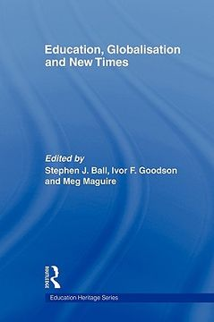 portada education, globalisation and new times: 21 years of the journal of education policy