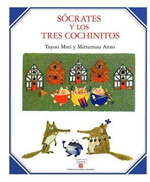 portada Socrates y los Tres Cochinitos