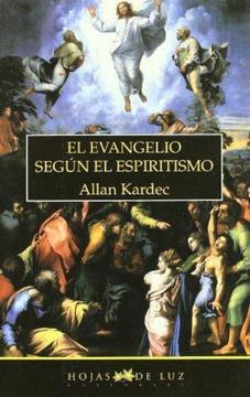 portada El Evangelio Segun el Espiritismo
