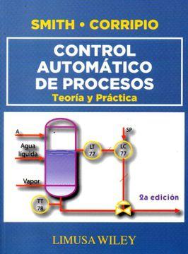 portada Control Automático de Procesos. Teoría y Práctica.