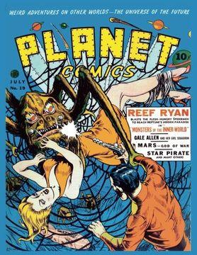 portada Planet Comics #19