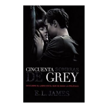 portada Cincuenta Sombras de Grey (Vintage Espanol) (Spanish Edition) [Paperback] [2012] (Author) e l James