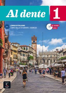 portada Al Dente: Libro Dello Studente + Esercizi + cd + dvd 1 (libro en italiano)