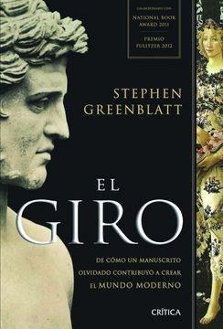 portada El Giro: De Cómo un Manuscrito Olvidado Contribuyó a Crear el Mundo Moderno