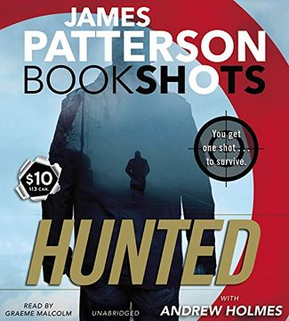 portada Hunted (BookShots)
