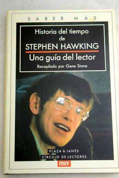 portada Historia del tiempo de Stephen Hawking: una guía del lector