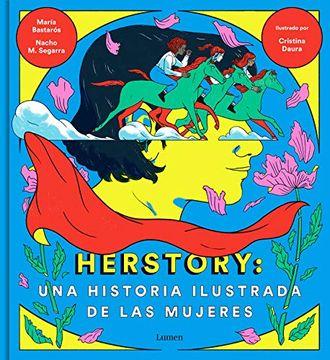 portada Herstory: Una Historia Ilustrada de las Mujeres