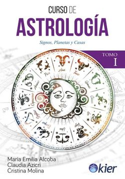 portada Curso de Astrologia Tomo i