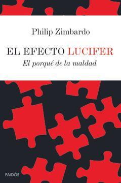 portada El Efecto Lucifer: El Porqué de la Maldad