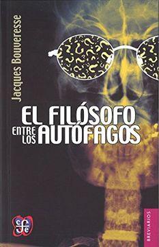 portada El Filósofo Entre los Autófagos