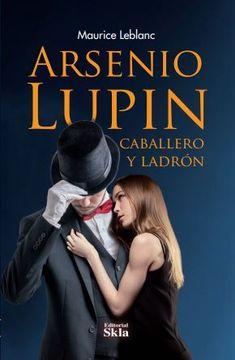 portada Arsenio Lupin, caballero y ladrón