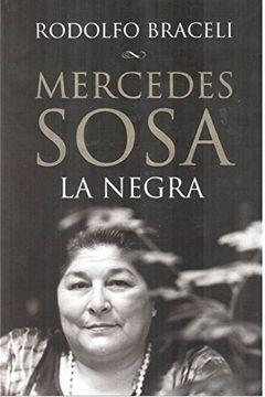 portada Mercedes Sosa: La Negra