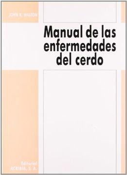 portada manual de las enfermedades del cerdo