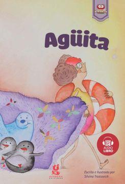 portada Agüita (Libro en Sistema Braille + Audiolibro)