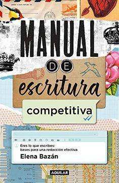 portada Manual de Escritura Competitiva