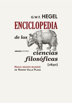portada Enciclopedia de las Ciencias Filosóficas [1830]