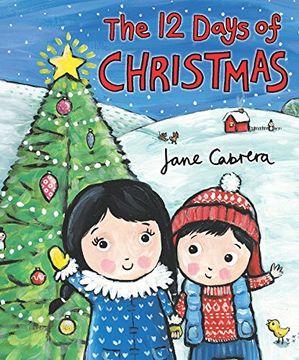 portada The 12 Days of Christmas (libro en Inglés)
