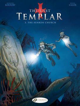 portada Sunken Church (Last Templar)