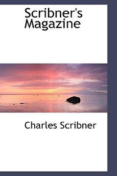 portada scribner's magazine