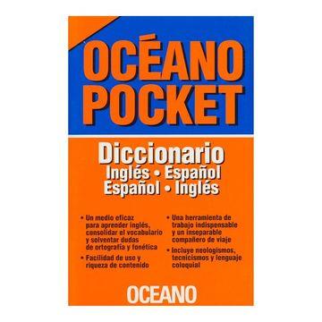 portada Diccionario Pocket Oceano ing