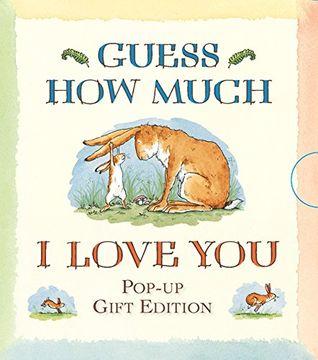 portada Guess how Much i Love you (libro en Inglés)