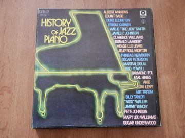 portada History Of Jazz Piano