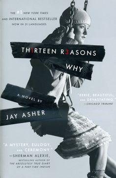 portada Thirteen Reasons why (libro en Inglés)