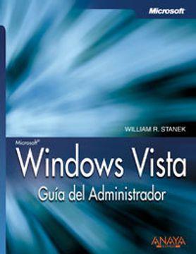 portada Windows Vista - Guia del Administrador (Anaya Multimedia)