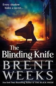 portada the blinding knife
