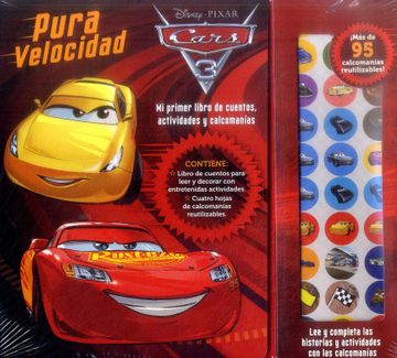 portada Cars 3 - Pura Velocidad